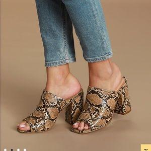 Python mules